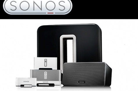 Sonos Wireless Multi Room Audio