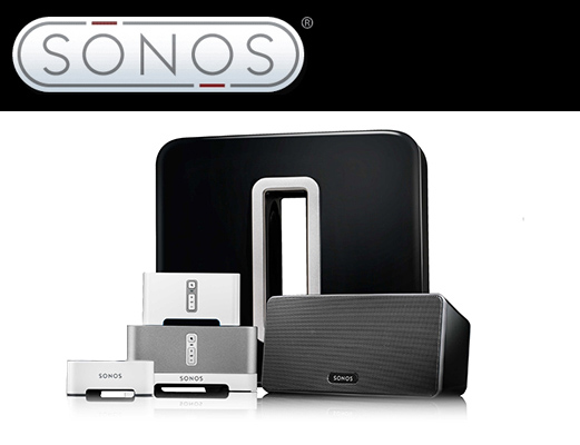 Sonos Wireless Music Audio System