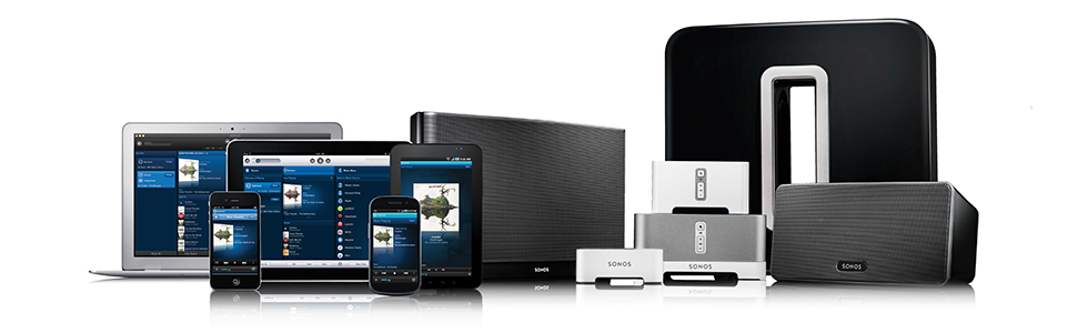 Sonos Wireless Music Audio System Installation Farnham